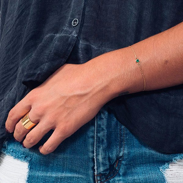 Flat Ring by Maria Pascual