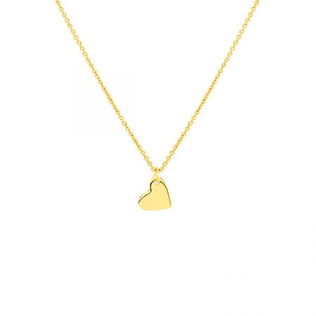 Heart Necklace by Maria Pascual