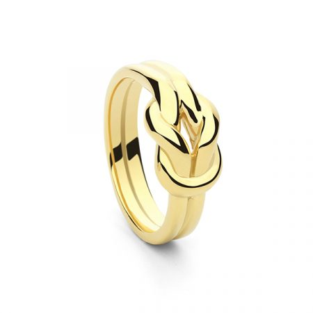 Knot Ring by Maria Pascual