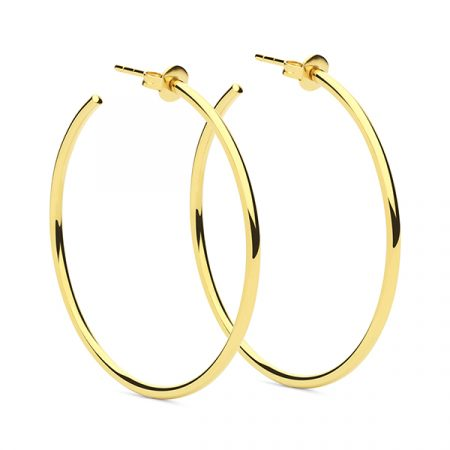 Round Earrings XL by Maria Pascual