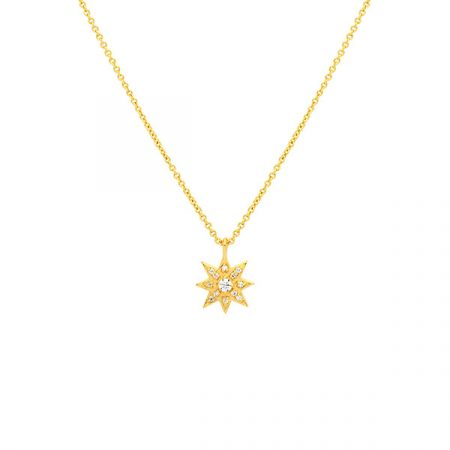 Star Necklace by Maria Pascual