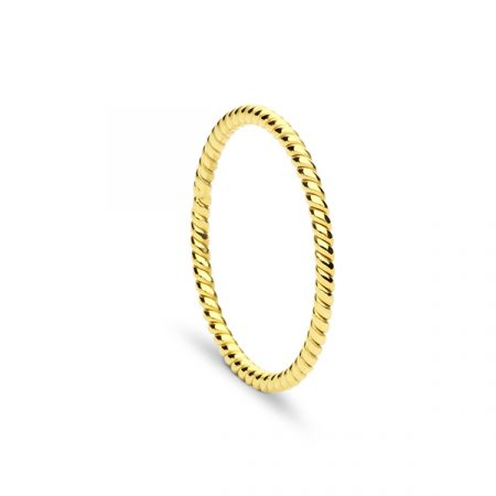 Twist Ring by Maria Pascual