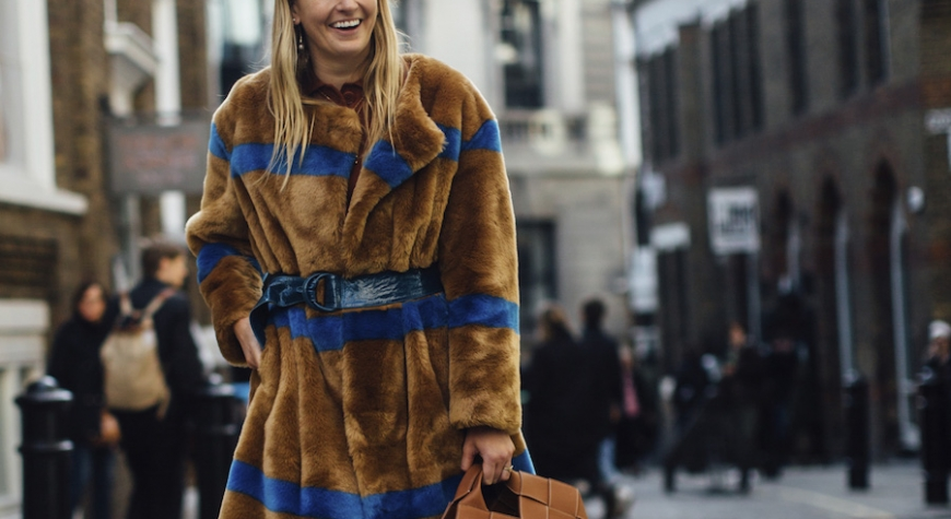 MARIA PASCUAL STREET STYLE LFW