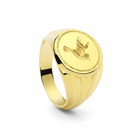 Colibri Ring by Maria Pascual