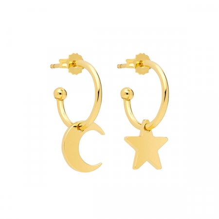 Cosmos Earrings Maria Pascual by Dulceida