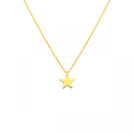 Mini Star Necklace Maria Pascual by Dulceida