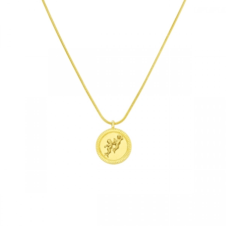 Horoscope Gemini Necklace by Maria Pascual