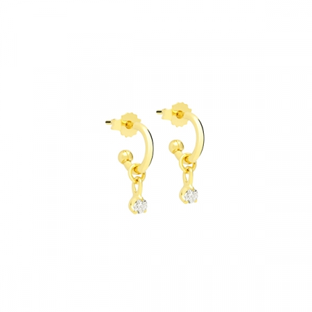 Little Drop Earrings by Maria Pascual