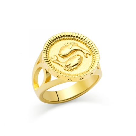 Pisces Ring by Maria Pascual