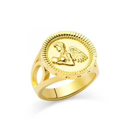 Virgo Ring by Maria Pascual