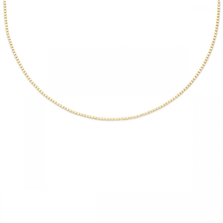 Glazy Small Necklace by Maria Pascual