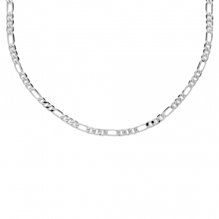 Chain Choker Silver by Maria Pascual