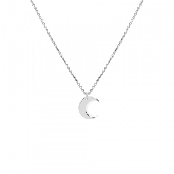 Mini Moon Silver by Maria Pascual